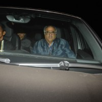Boney Kapoor at Salman Khan's Birthday Bash