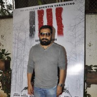 Anurag Kashyap at Screening of 'The Hateful Eight'