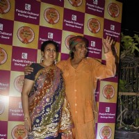 Ranjeet at 'Lohri Di Raat' Event