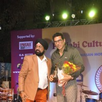 Mukesh Rishi at 'Lohri Di Raat' Event