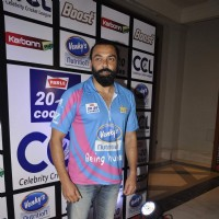 Bobby Deol at Launch of Celebrity Cricket League 6