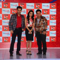 Ali Asgar and Ather Habib at Launch of Sab TV's New Show 'Woh Teri Bhabhi Hai Pagle'