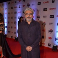 Sanjay Leela Bhansali at Filmfare Awards 2016