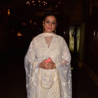 Divya Dutta at Screening of 'Chalk N Duster'