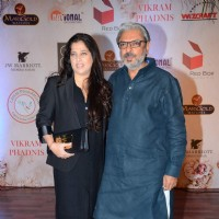 Sanjay Leela Bhansali at Vikram Phadnis' 25th Anniversary Celebration