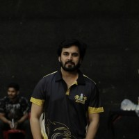 Ajay Chaudhary at BCL Season 2 Practise Session