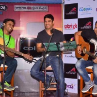 Vikas Bhalla Performs at Launch of BCL's Ahmedabad Express Team