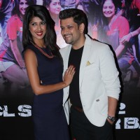 Aishwarya Sakhuja and Rohit Nag at Launch of BCL's Ahmedabad Express Team