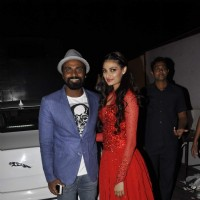 Remo Dsouza and Athiya Shetty at Umang Police Show 2016