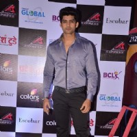 Aditya Redij at Launch of BCL's Ahmedabad Express Team