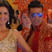 Akshay and Katrina in the movie De Dana Dan