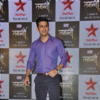 Vishal Gandhi at Launch of Star Plus New TV show 'Tamanna'