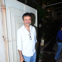 Rajkumar Hirani at Special Screening of Saala Khadoos
