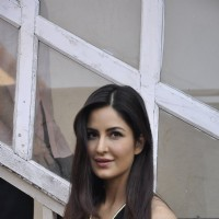 Katrina Kaif at snapped at Mehboob Studios