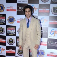 Gautam Rode at Lion Gold Awards