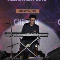 Adnan Sami Performs at Subhash Ghai's 71st Birthday Celebration