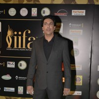 Shiamak Davar at IIFA Utsavam Day 1