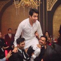 Asin & Micromax Founder Rahul Sharma at Their Wedding Reception Pictures