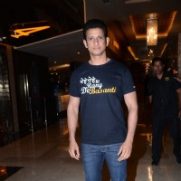 Sharman Joshi at Reunion of 'Rang De Basanti Team' for 10years Celebrations | Rang De Basanti Event Photo Gallery