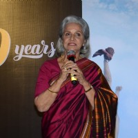 Waheeda Rehman at Reunion of 'Rang De Basanti Team' for 10years Celebrations | Rang De Basanti Event Photo Gallery