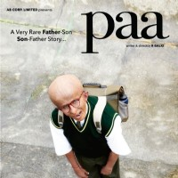 Poster of the movie Paa with Amitabh Bachchan | Paa Posters