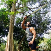 Kunal Kapoor rigorous training for his next Veeram