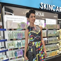Sarah Jane Dias at Sephora Store Launch