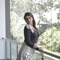 Huma Qureshi Photoshoot at Shane Falguni Brunch for Rustomjee