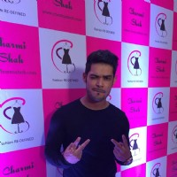 Kunwar Amarjeet Singh was at Charmi Shah's Fashion Show