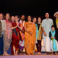 Hema Malini at Launch of ISKCON Film 'Joy of Devotion'