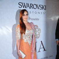 Esha Deol at National Jewellery Awards 2016