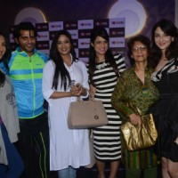 "Shweta, Simple, Teejay, Saumya & Karanvir at Special Screening of ""Breakfast at Tiffany's"""
