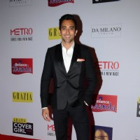 Rahul Khanna at Grazia Cover Girl Hunt