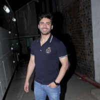 Fawad Khan Snapped at a Shoot