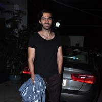 Karan V Grover at Special Screening of 'Aligarh'