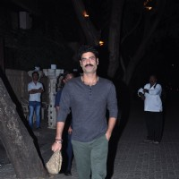 Sikander Kher at Anil Kapoor's Bash for 24 Season 2