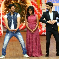 Direct Ishq Promotions: Rajneesh Duggal, Karan Wahi, Nidhi Subbaiah and Sugandha Mishra