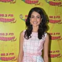 Sarah Jane Dias for Promotions of Film 'Zubaan' at Radio Mirchi