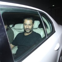 Abhishek Kapoor Attends Special Screening of 'Fitoor'