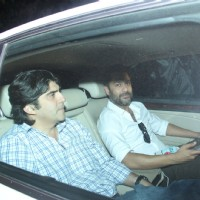 Abhishek Kapoor at Special Screening of Fitoor