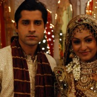 Shubh and Suhani marriage picture