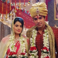 Arjun and Lolita wedding picture
