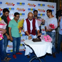 Cake Cutting for Promotions of 'Love Shagun'