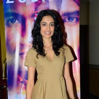Sarah Jane Dias at Promotions of 'Zubaan'