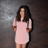 Nidhi Subbaiah at Special Screening of Direct Ishq