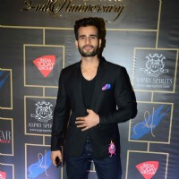 Karan Tacker at Harper's Bazaar Bride Anniversary