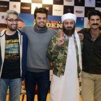 Press Meet of Tere Bin Laden Dead or Alive
