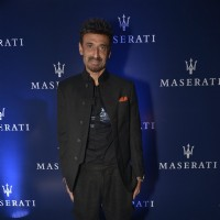 Rahul Dev Maserati Showroom Launch at Taj Hotel