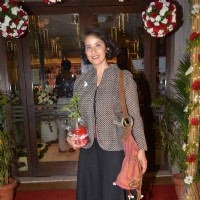 Manisha Koirala at Cancer Survivor's Day 2016
