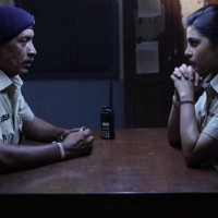 Prakash Jha and Priyanka Chopra in Jai Gangaajal